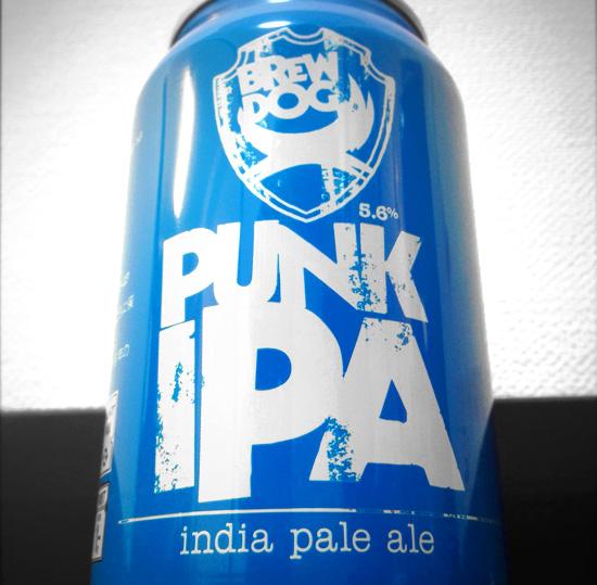 BrewDog Punk IPA(ブリュードッグ パンク IPA)